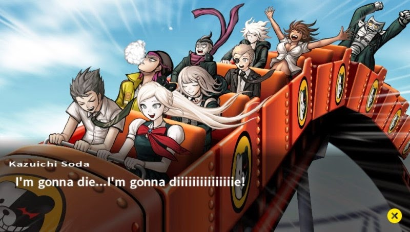 Image result for danganronpa 2 chapter 4  minigame