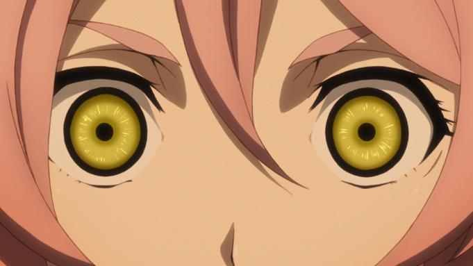 Grancrest Senki Episode 22 anime review Priscilla